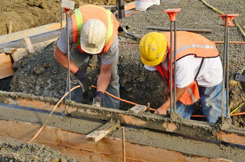 Обращаясь к профессионалам вы гарантированно получите качественное и надежное основание под ваш дом