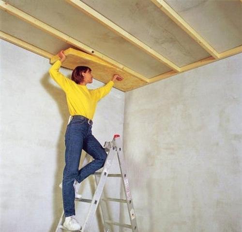 Pannes de plafond