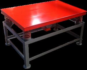 Table de vibration