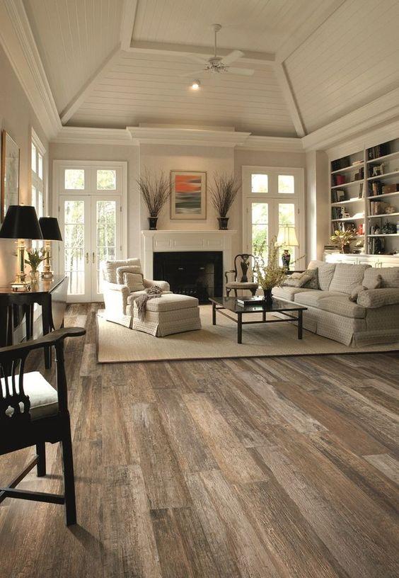 Le bois est un matériau unique qui s'intègre dans le design de presque tous les intérieurs.