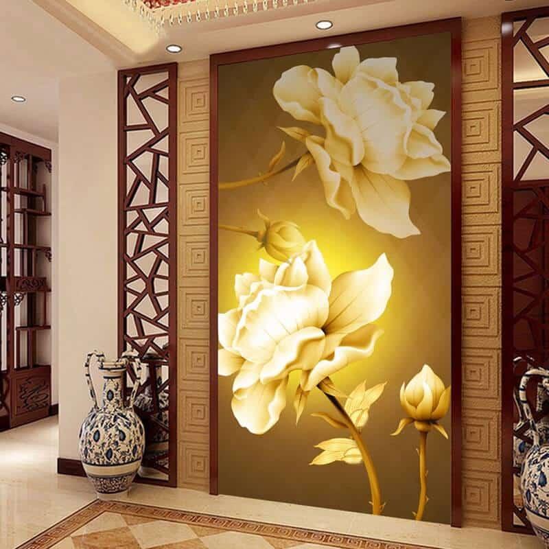 Intérieur design du couloir, élégant et en même temps confortable