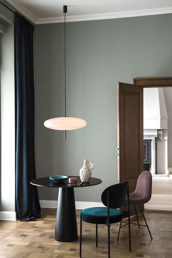 Des articles minimaux maximisent l'espace en créant une impression d'espace.
