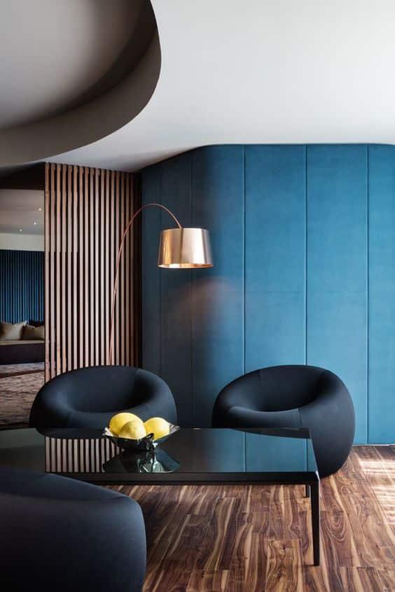 De nos jours, les luminaires de style moderne sont considérés comme étant en vogue, ils s'intègrent harmonieusement à tout environnement.
