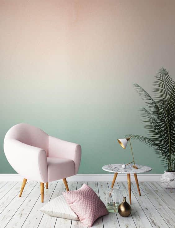Le minimalisme strict exige un sens du style impeccable.