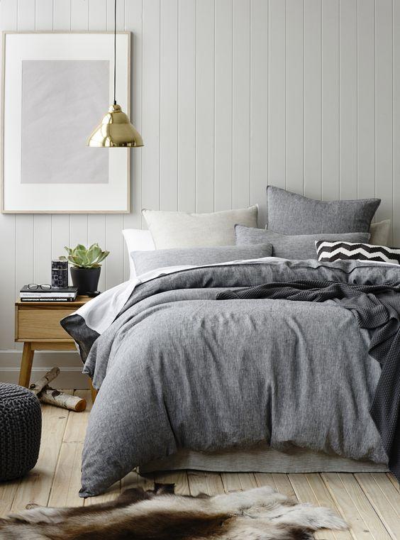 Un intérieur de chambre à coucher parfait pour un repos réparateur et un bon sommeil