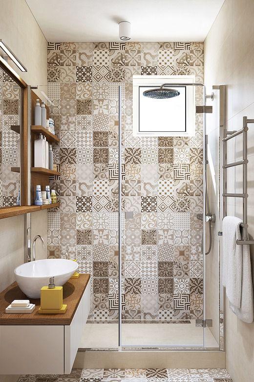 Le beige convient à la décoration de la chambre à coucher, du salon et de la salle de bains.