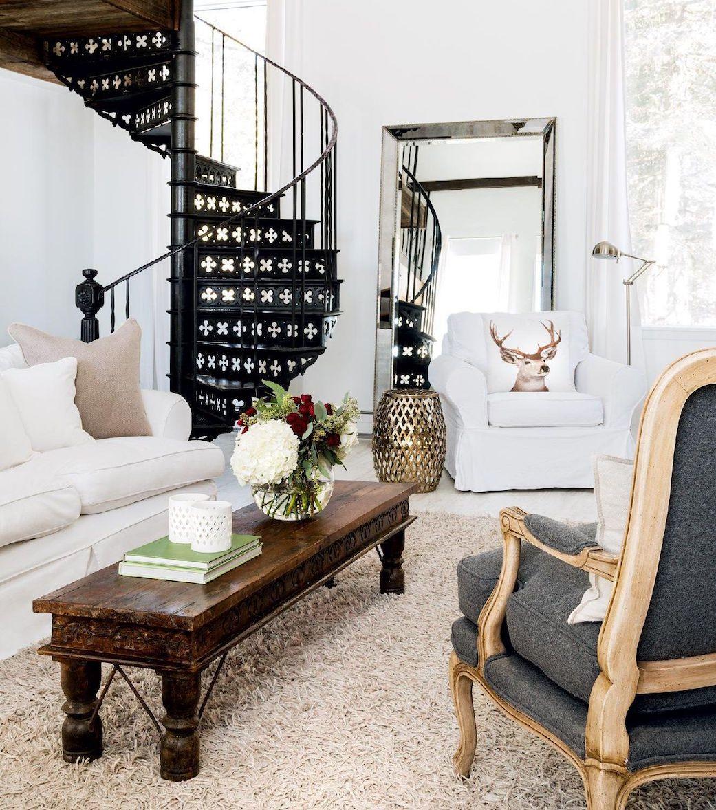 Le contraste entre le noir et le blanc donne toujours une impression de modernité, de style et d'élégance.
