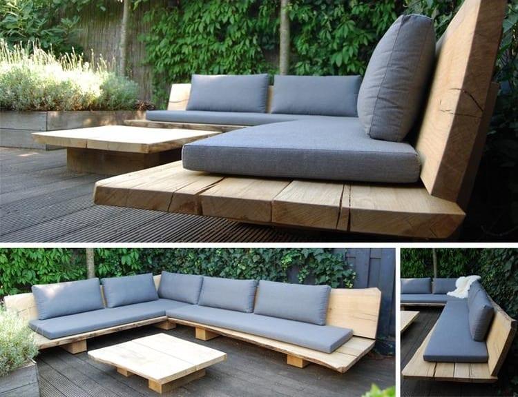 Даже на небольшой террасе можно обустроить уютное и функциональное пространство для отдыха