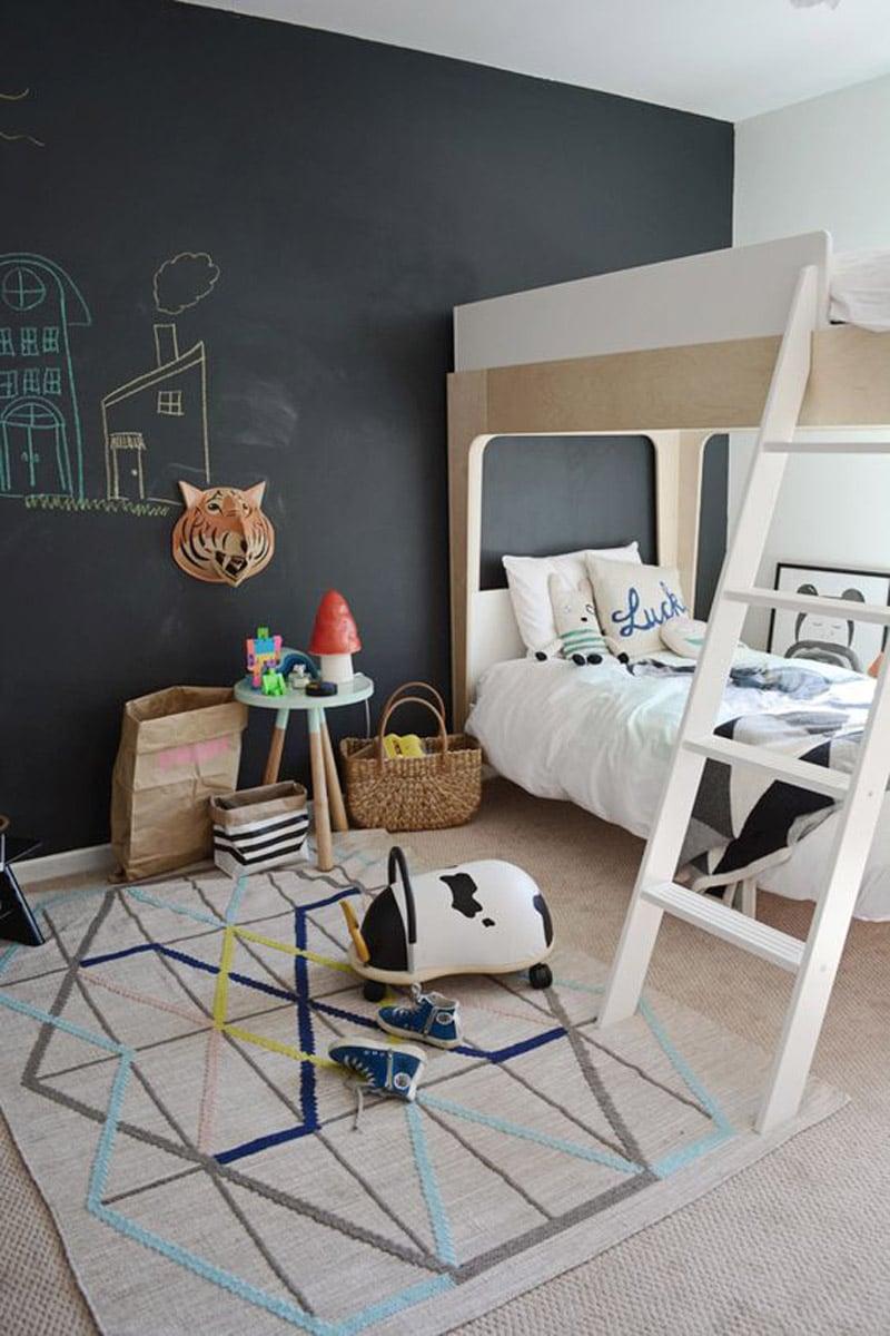 Le mur à dessins est parfait pour développer la créativité et la pensée créative de votre enfant.