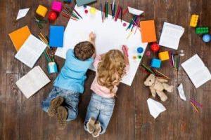 Décoration de la chambre d'enfant