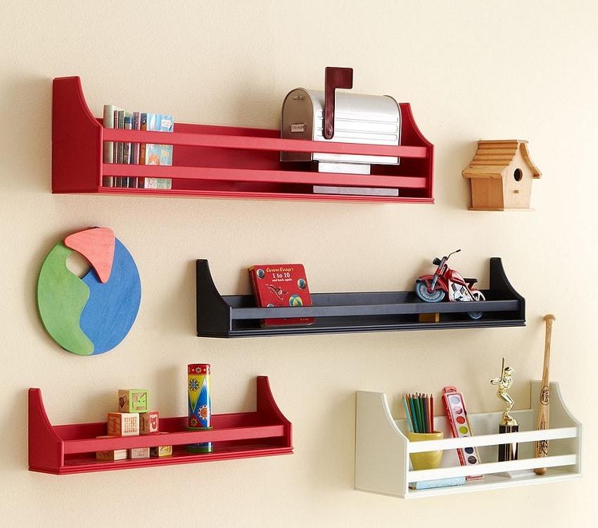 Если вы считаете дизайн комнаты скучным добавьте в него ярких красок
