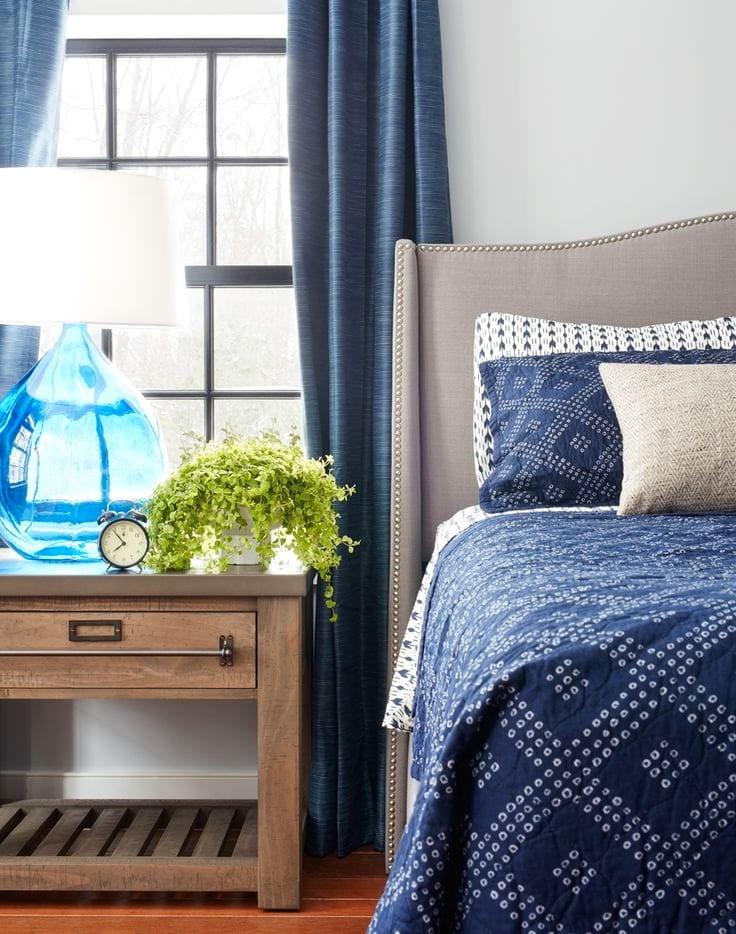 Le style campagnard est à la fois simple et paisible, donnant une incroyable sensation de chaleur et de confort
