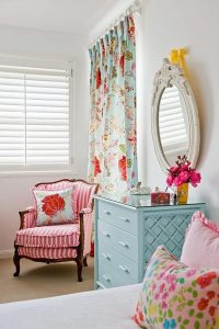 Vintage - chambre