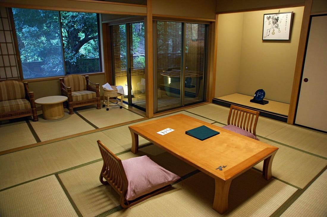 La décoration intérieure japonaise est conçue pour créer une harmonie et donner un sentiment merveilleux d'unité avec la nature.