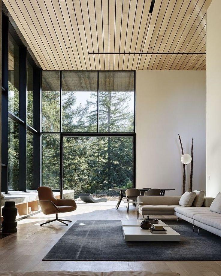 Ce n'est qu'en utilisant des matériaux naturels que vous pouvez créer une maison sûre.