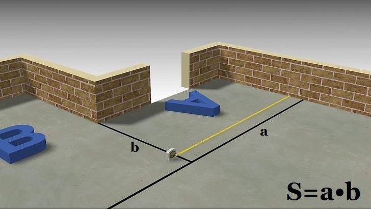 comment mesurer la superficie d'une pièce