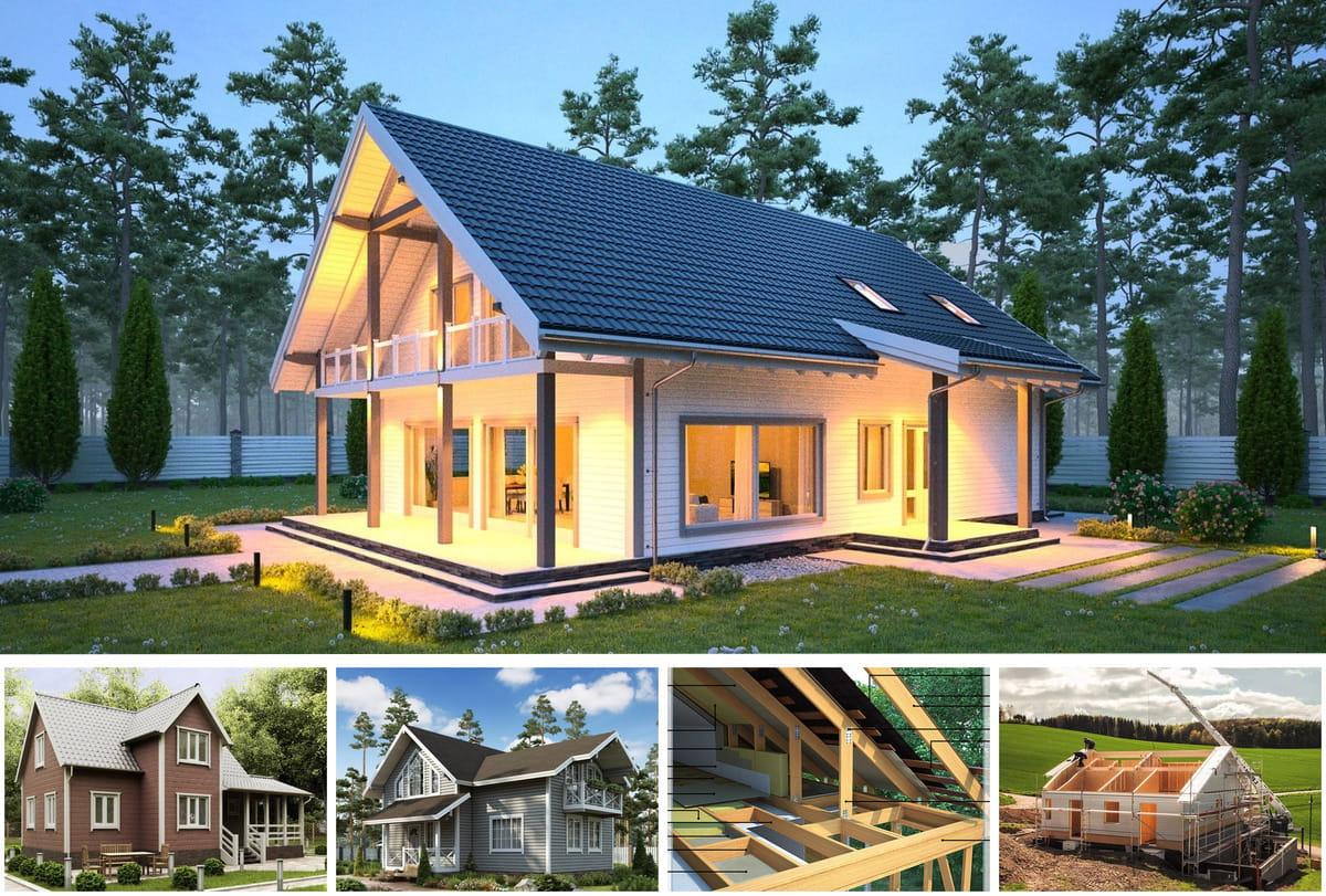 maison par technologie canadienne
