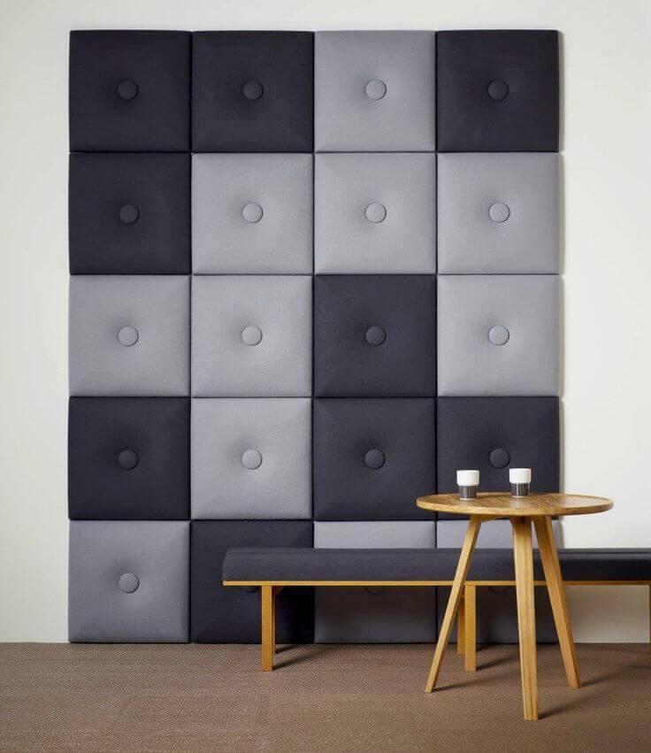 Combinaison parfaite de noir et de gris