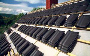 particularités de l'installation d'un toit en céramique