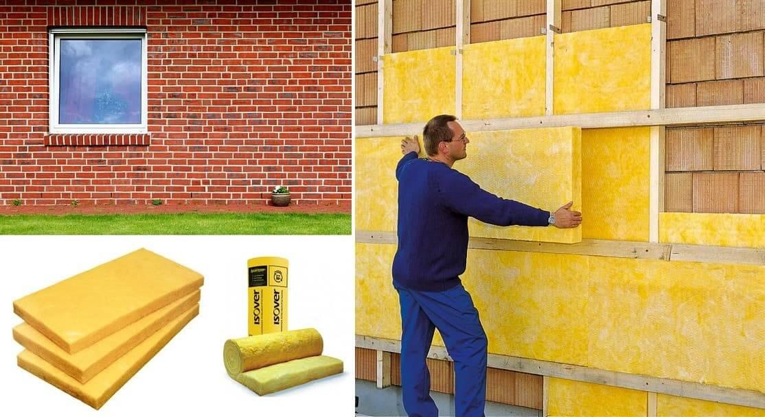 La qualité de l'isolation des murs dépend du confort et de la convivialité de votre maison.