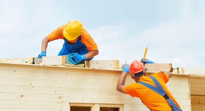 Монтаж стропил требует основательной подготовки всех конструктивных элементов
