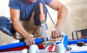 Installation de tuyaux en polypropylène de vos propres mains