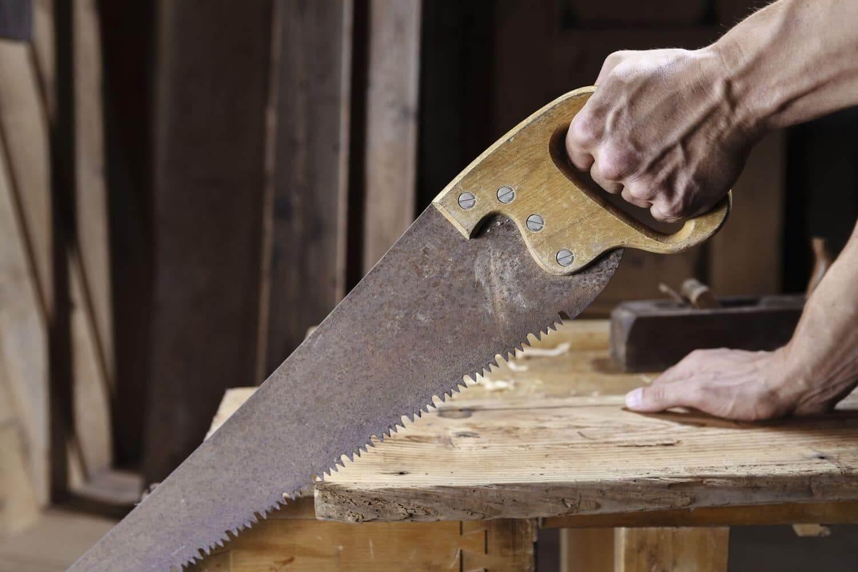 Длина полотна ножовка по дереву