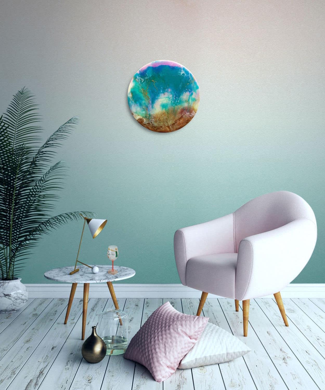 Intérieur exquis dans un style minimaliste