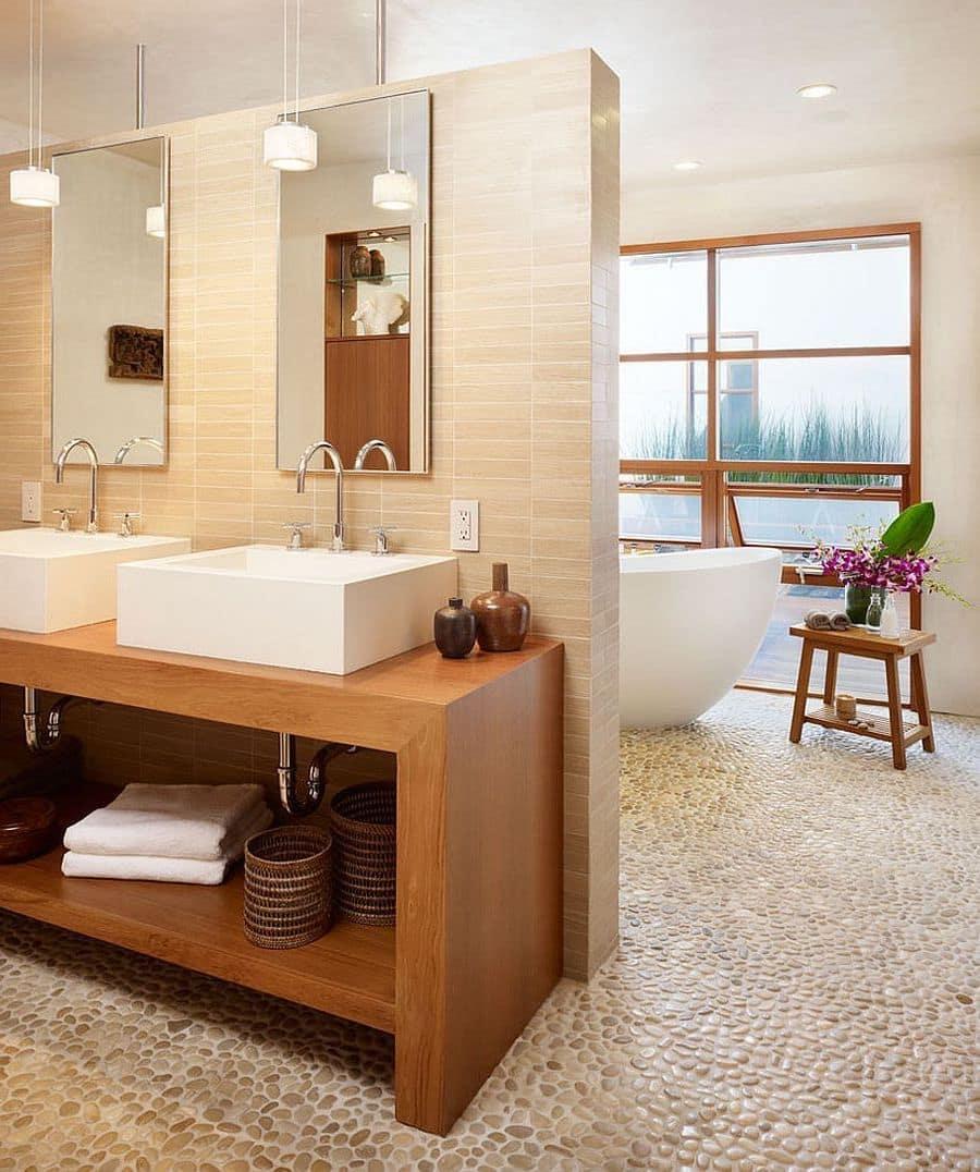 L'imperméabilisation des murs, du plafond et du sol - une étape importante de la rénovation de la salle de bains