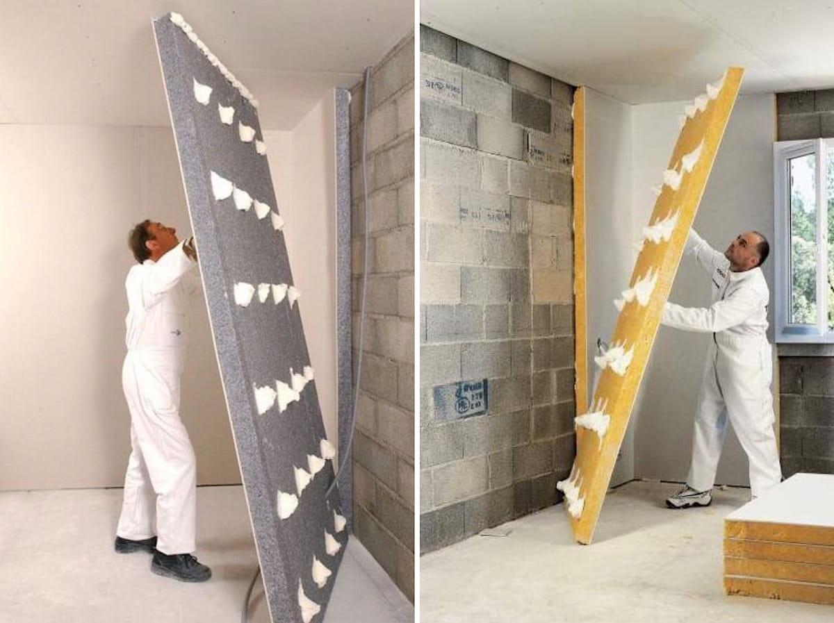 La finition des murs intérieurs avec des blocs de silicate de gaz nécessitera un investissement financier important.
