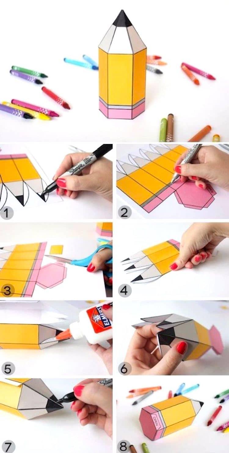 Рисовать таким карандашом нельзя, но он станет отличным украшением в комнате малыша