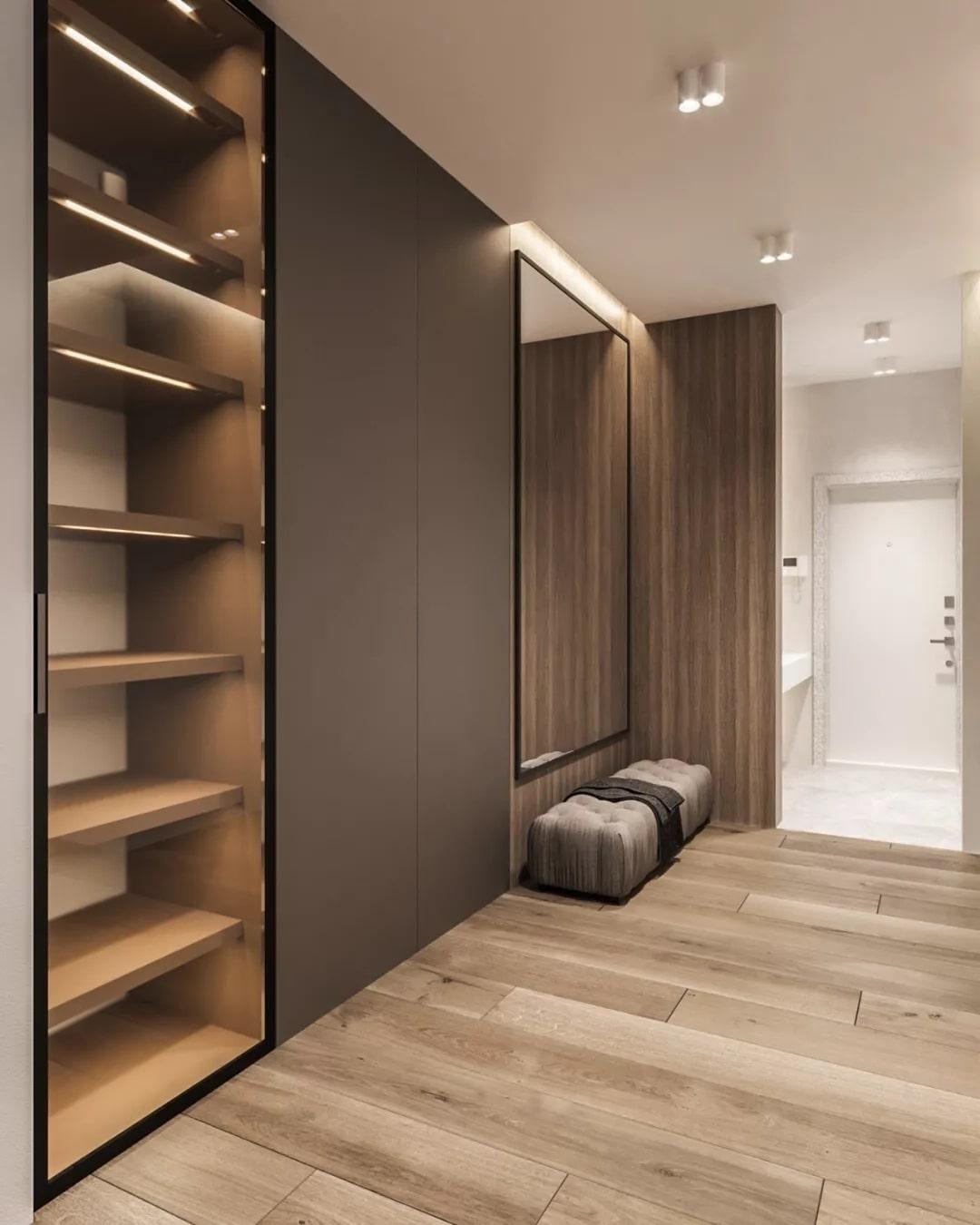 Следует ответственно подойти к планированию шкафа в прихожей