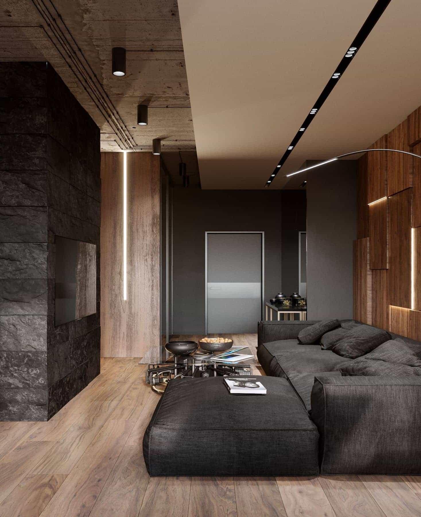 Двухуровневая квартира в санкт петербурге фото самые интересные
