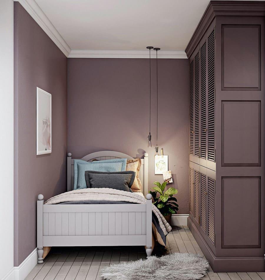 conception d'un petit appartement photo 11