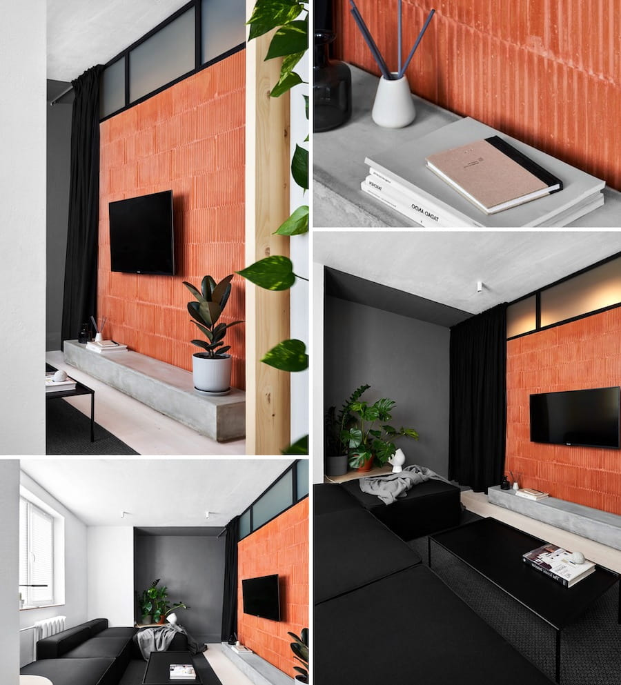 conception d'un petit appartement photo 15