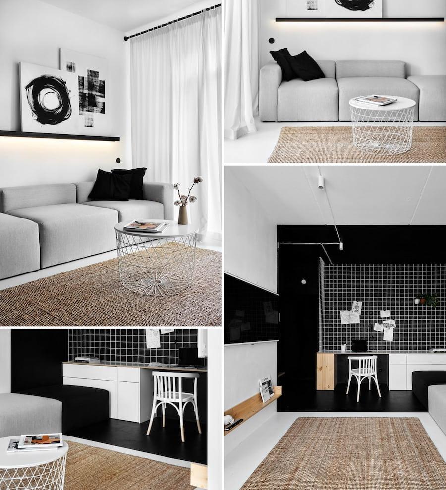 conception d'un petit appartement photo 17