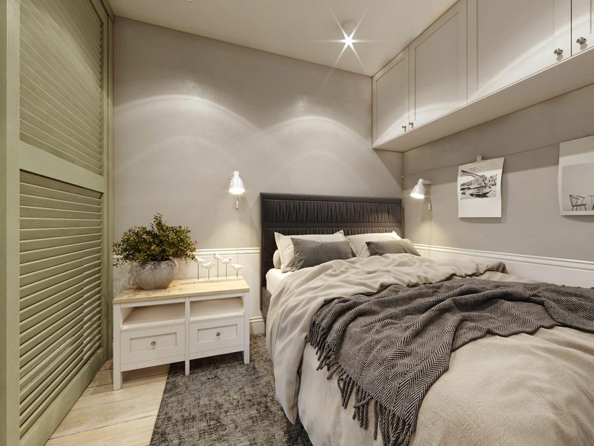 conception d'un petit appartement photo 20