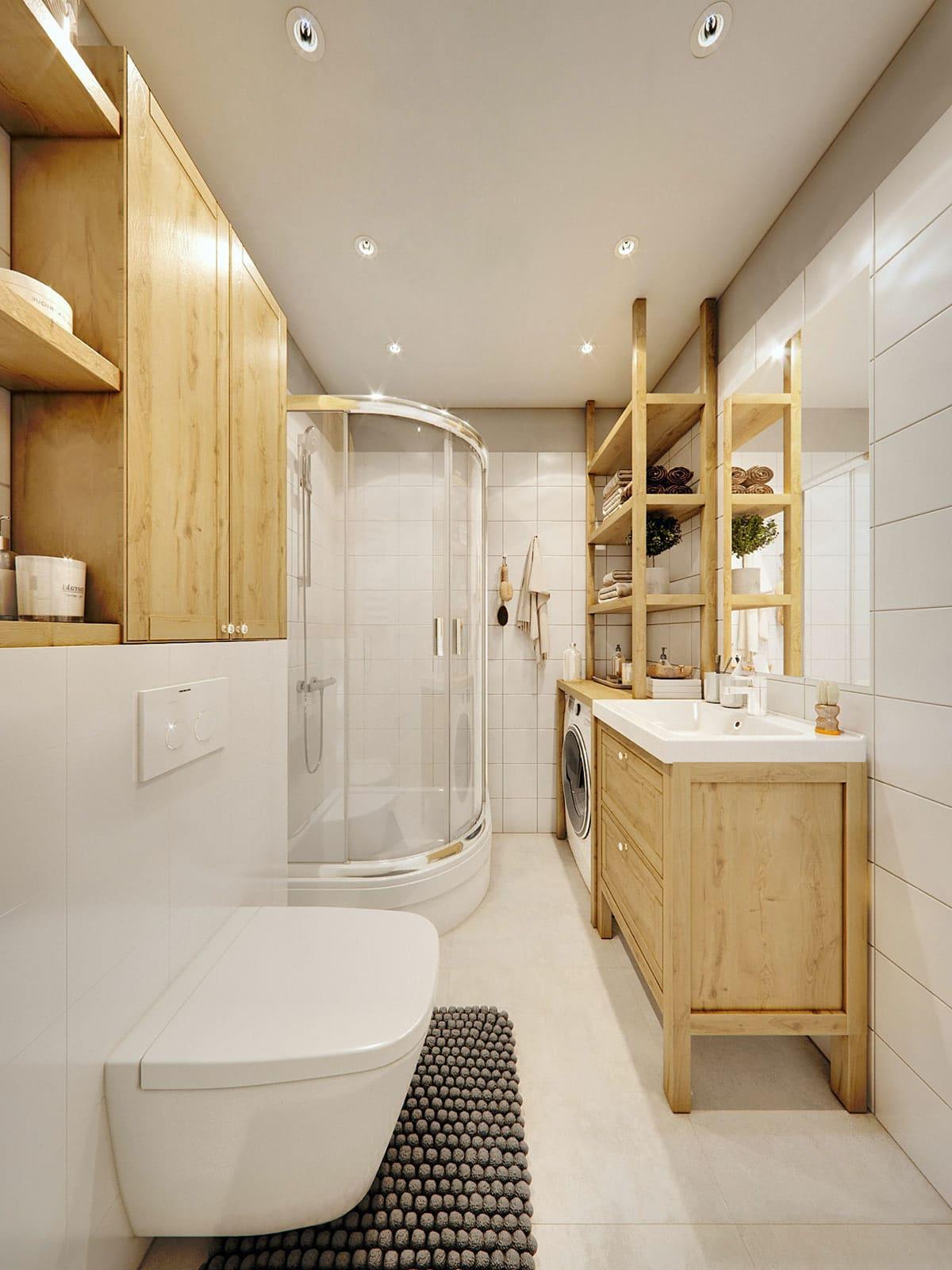 conception d'un petit appartement photo 22