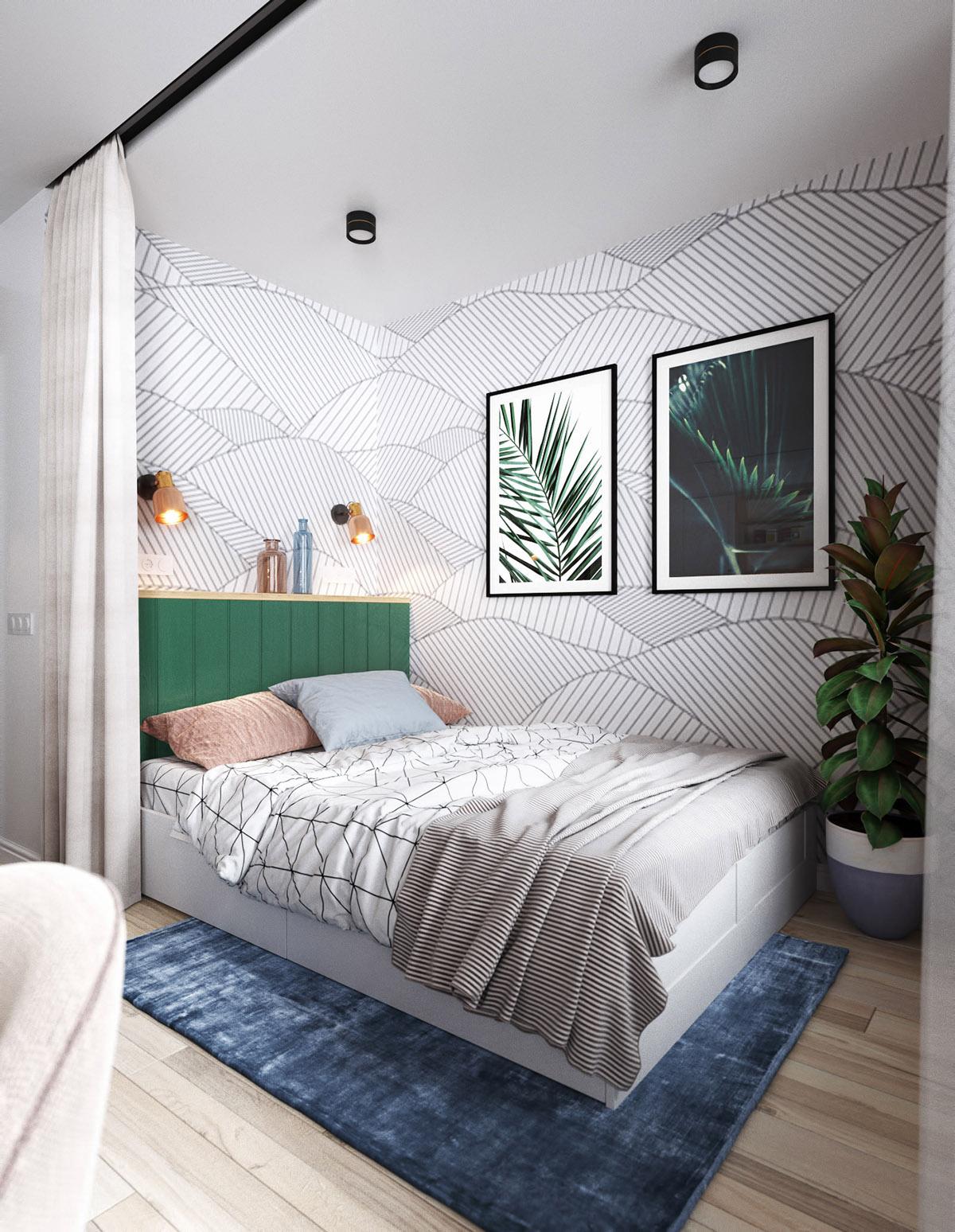 conception d'un petit appartement photo 33