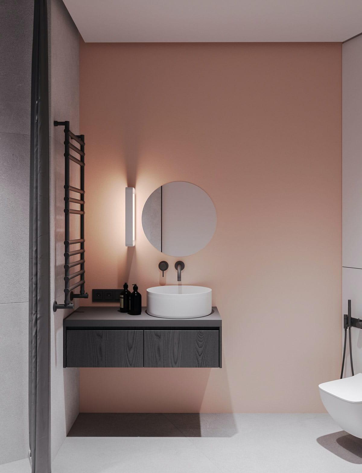 conception d'un petit appartement photo 8