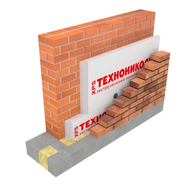 Système d'isolation de façade utilisant la technologie de la maçonnerie en couches