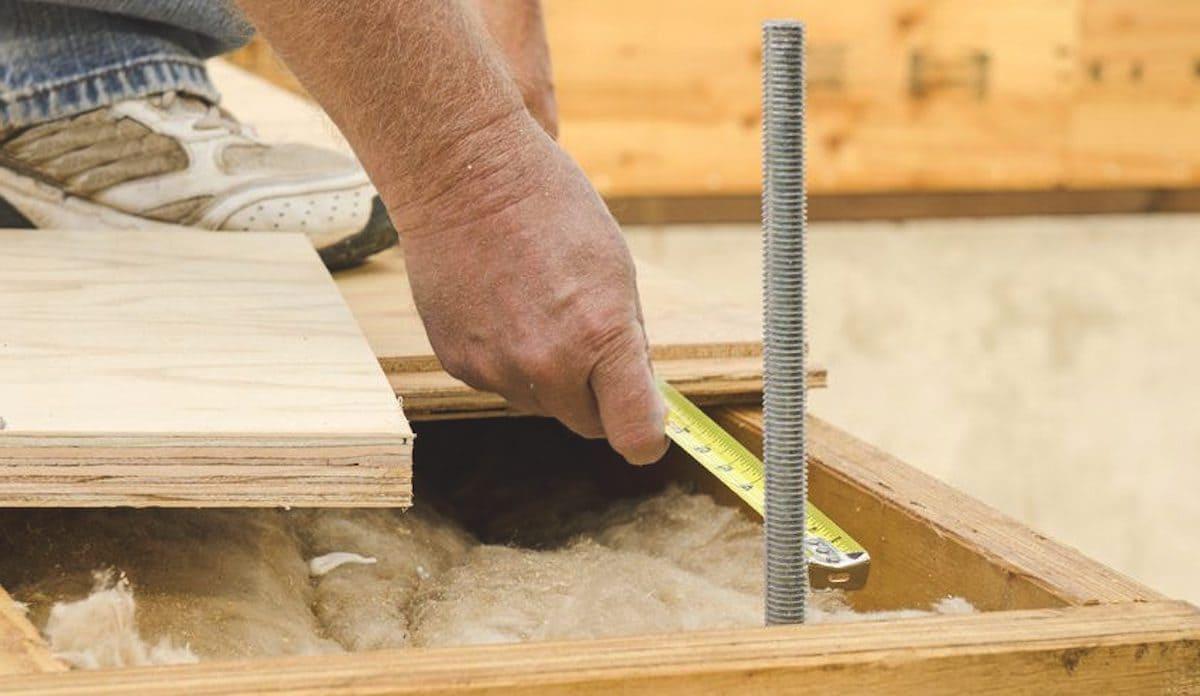 гидроизоляция ванной комнаты в деревянном доме пошагово