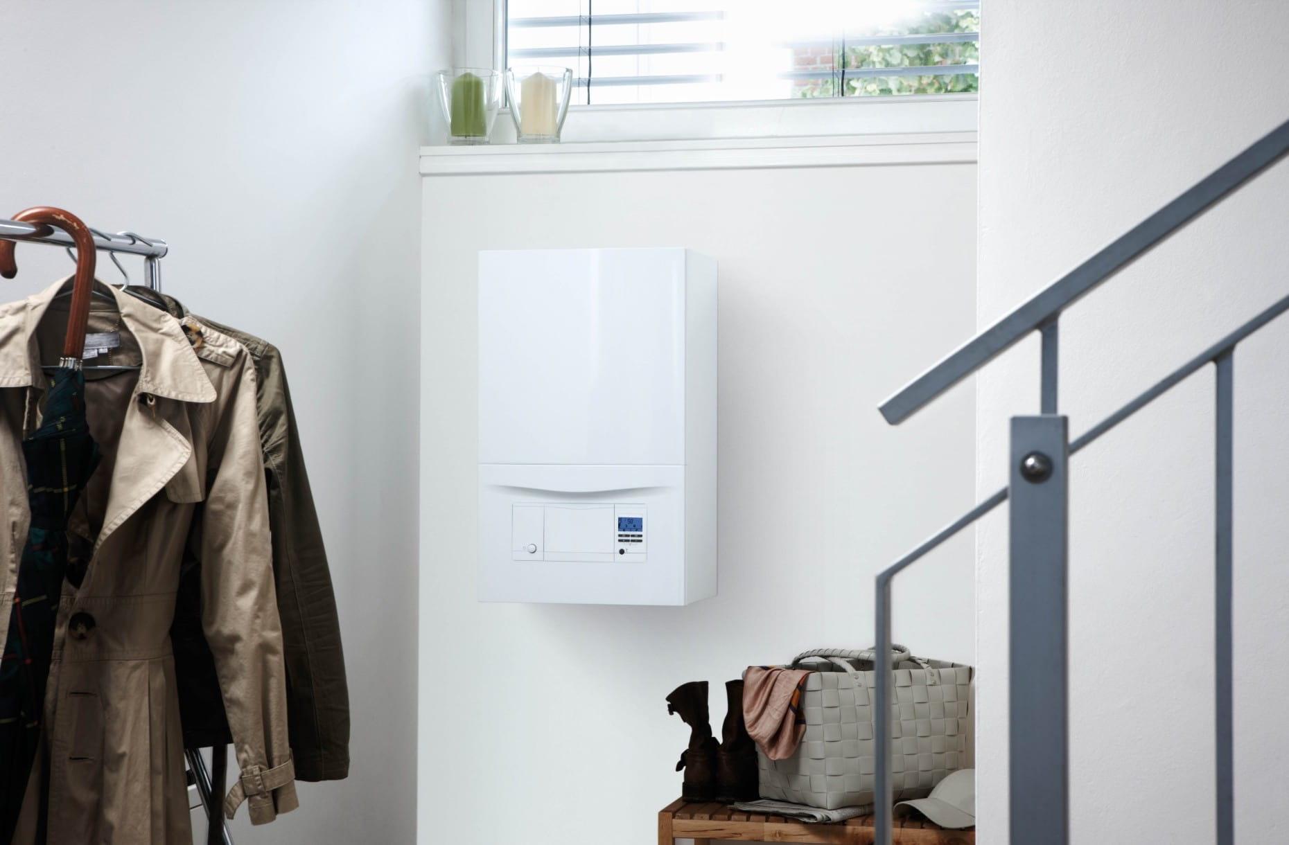 Les modèles modernes de chaudières électriques s'adaptent à tous les intérieurs.