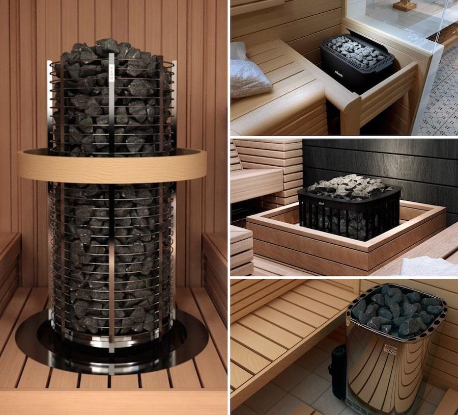 Les chauffages électriques sont très compacts et leur poids est relativement faible.