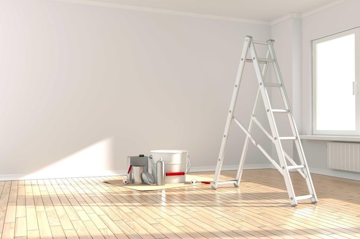 Чтобы получить качественный результат, стены под покраску должны быть подготовлены идеально