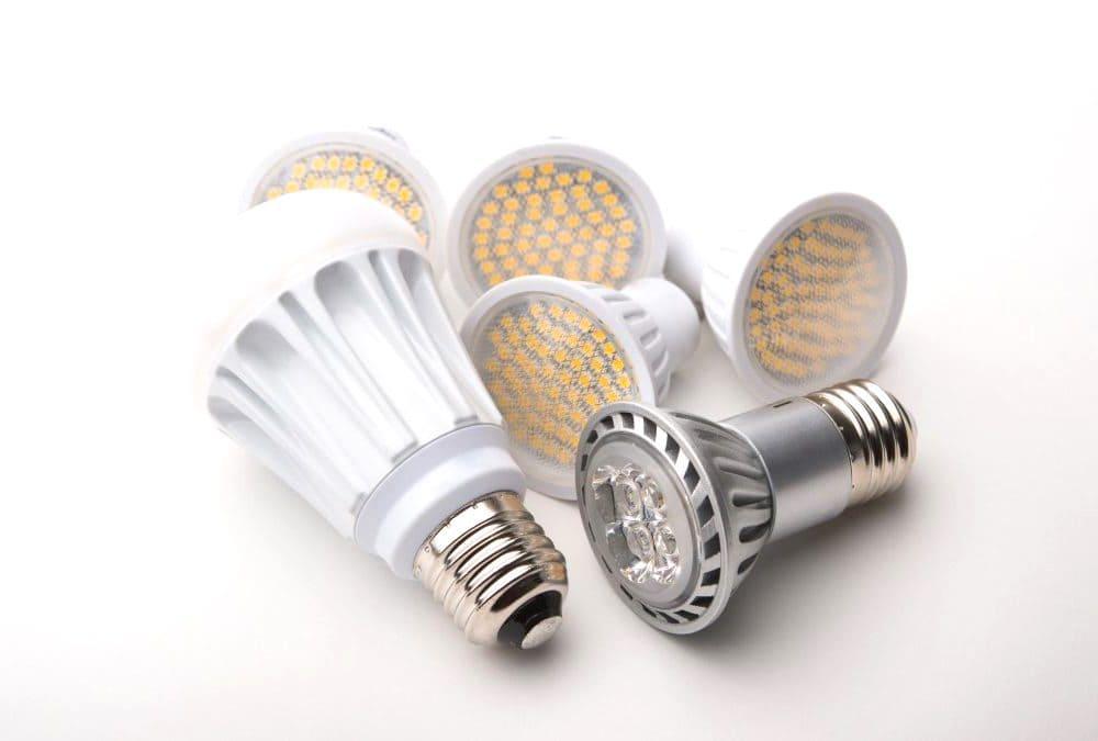 Les lampes LED modernes sont très économiques, les coûts énergétiques peuvent être réduits de 80 %.