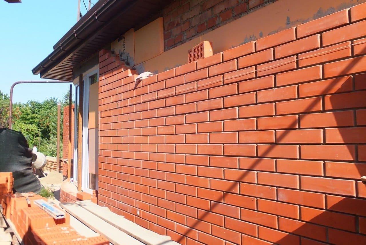 Утепление стен – ключевой этап строительства кирпичного дома