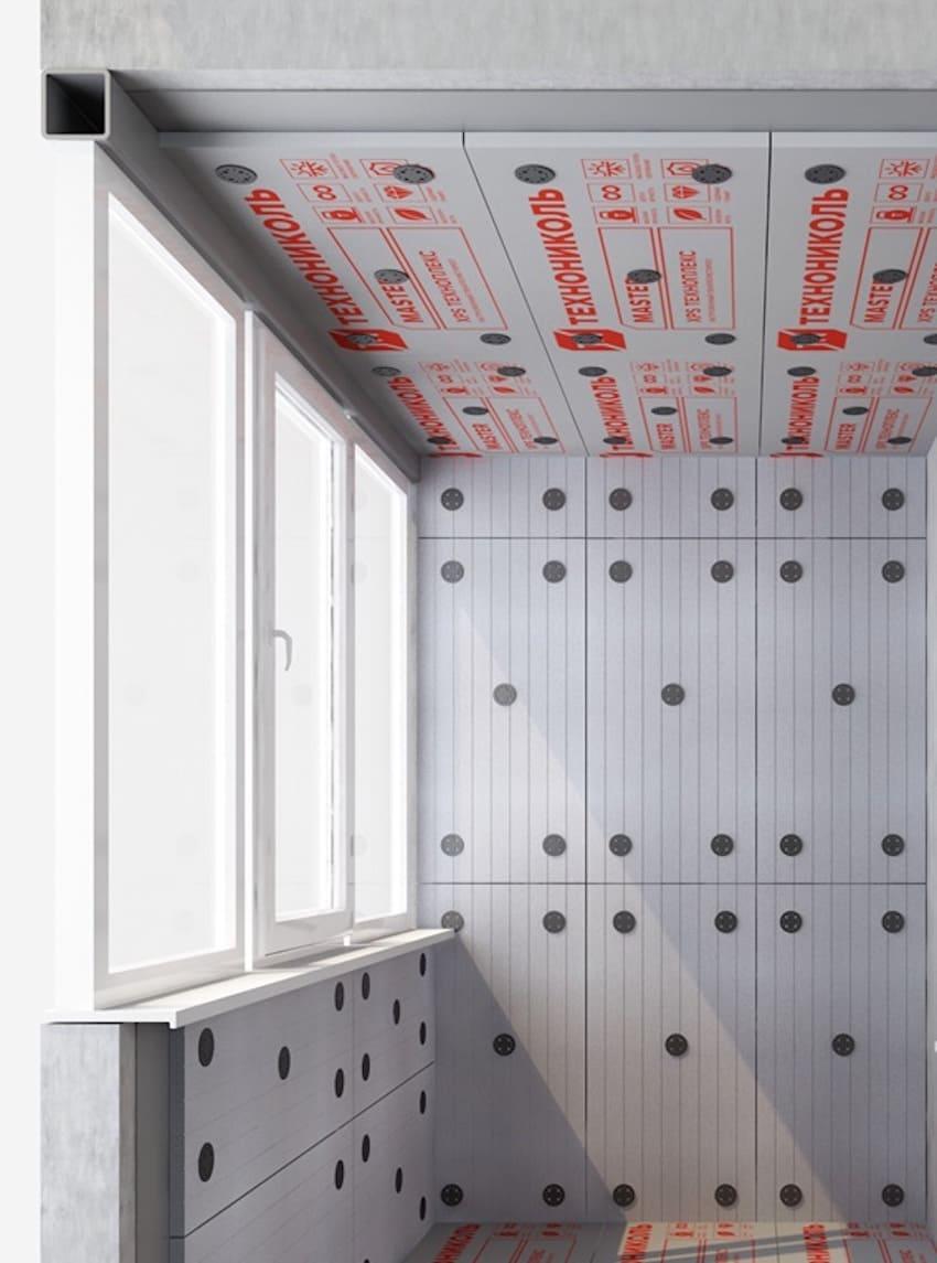 relier un balcon ou une loggia à une pièce 12
