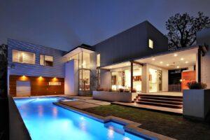 проект дома в стиле хай тек фото 8