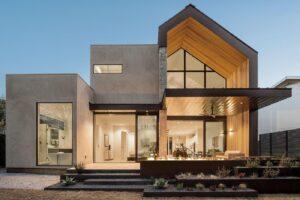 проект дома в стиле хай тек фото 9